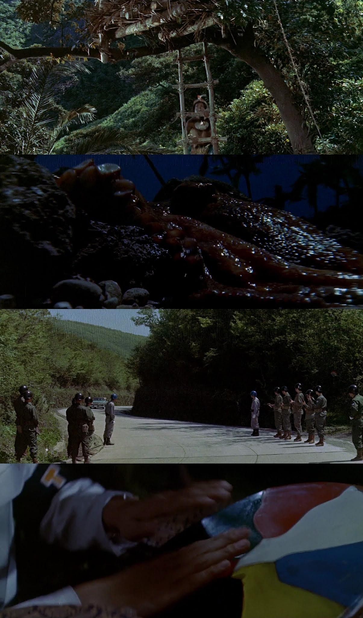 King Kong contra Godzilla (1962) HD 720p Castellano