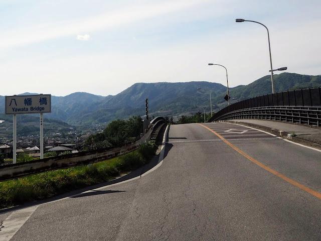 笛吹川 八幡橋