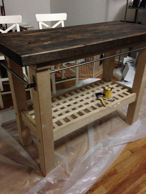 Groland Kitchen Island