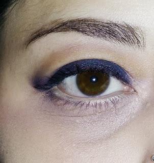 Make up sguardo intenso
