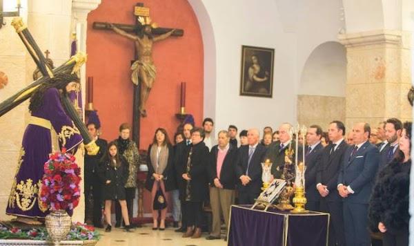El Nazareno de la Roda (Sevilla) saldrá de manera Extraordinaria en Febrero