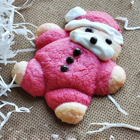 Bánh quy hình ông già Noel