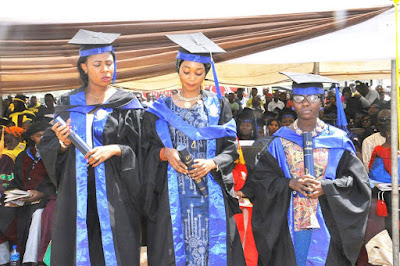 FULafia Best Graduands Gets Automatic Employment & Cash Award