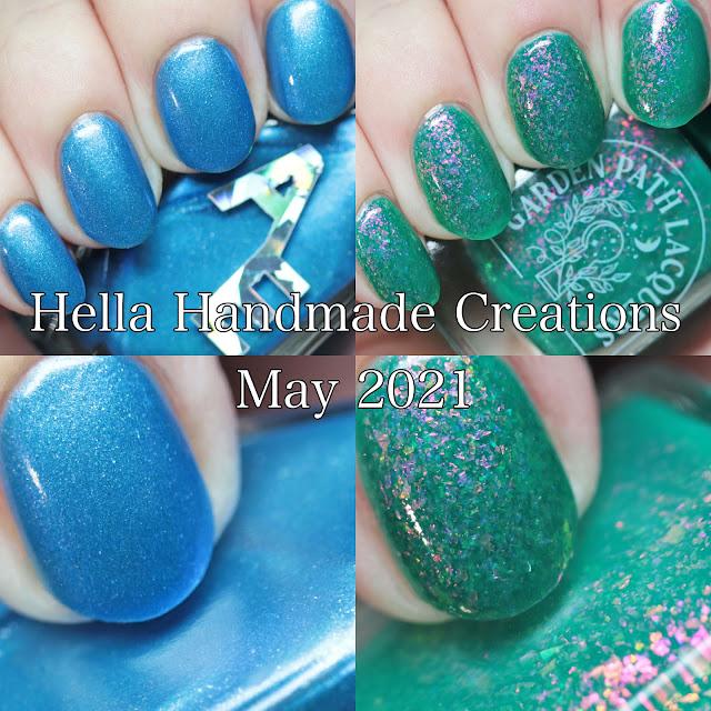 Hella Handmade Creations May 2021