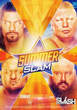 WWE SummerSlam 2017 Wrestling Show Download WEBRip 720P at movies500.me