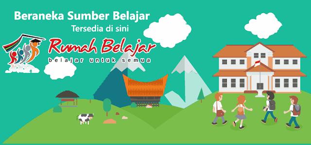 """""""Rumah Belajar"""" Bimbel Online Gratis Dari Kemdikbud Untuk Siswa Indonesia"""
