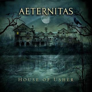 """Το βίντεο των Aeternitas με την ακουστική εκτέλεση του τραγουδιού """"Open Your Eyes"""" από τον δίσκο """"House of Usher"""""""