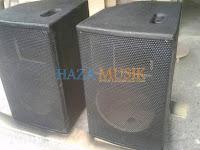 desaign box speaker monitor pentas 15inch + tw1