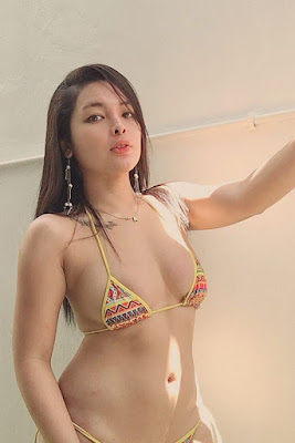 Hot and sexy photos of beautiful busty pinay hottie chick freelance model Angel Atchazo Lerios photo highlights on Pinays Finest Sexy Photo Collection site.