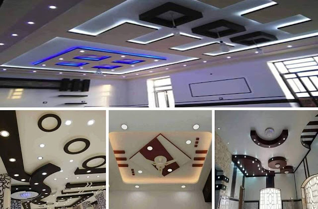 0000 Sophisticated Modern Ceiling Decorating Ideas Interior