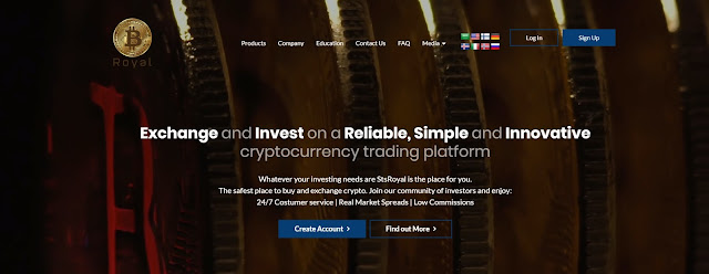 StsRoyal Investment Platform