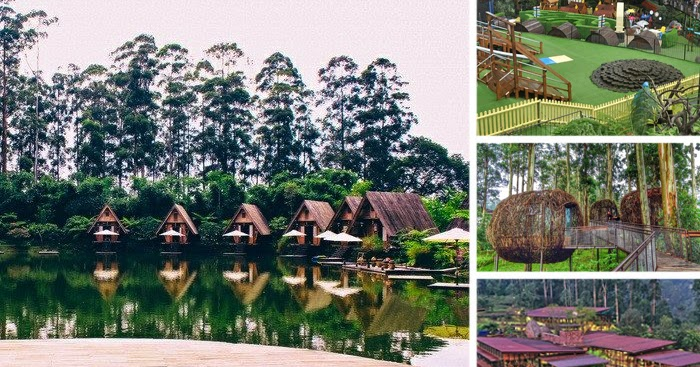 Dusun Bambu dan Empat Destinasi Wisata Jabar Lainnya Masuk ...
