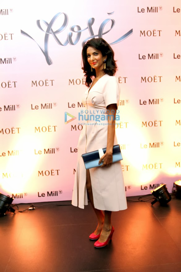 Abhay Deol, Preeti Desai grace the Moet & Chandon Rose Imperial event