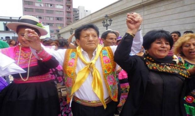 Municipalidad de Lima conmemora 18 años del fallecimiento de Pastorita Huaracina