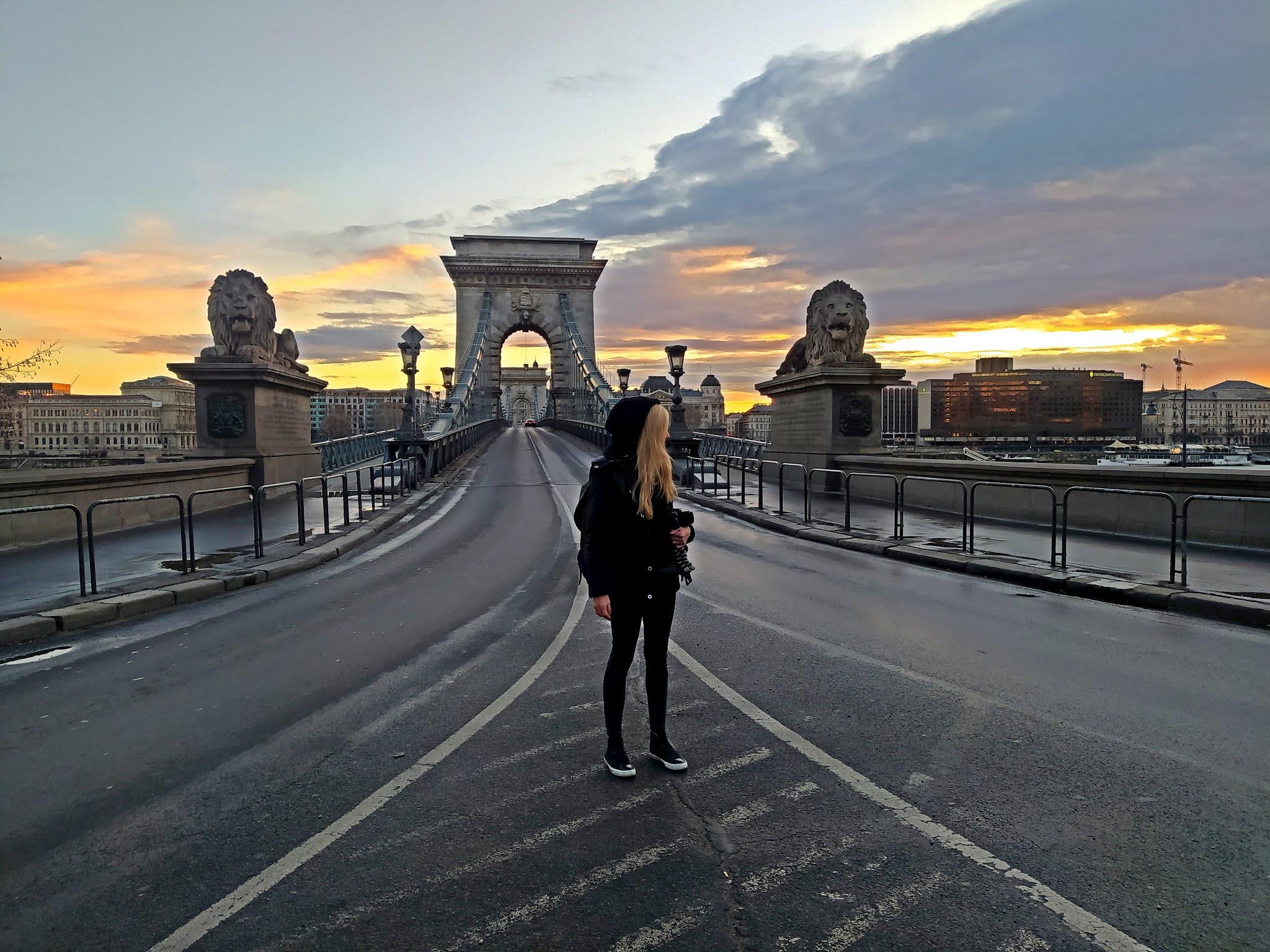 Budapeszt na weekend atrakcje  most łańcuchowy