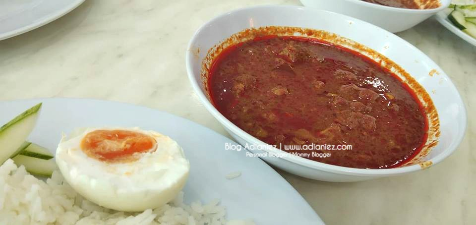 Lunch Reunion | Makan di Restoran Asam Pedas Pak Man