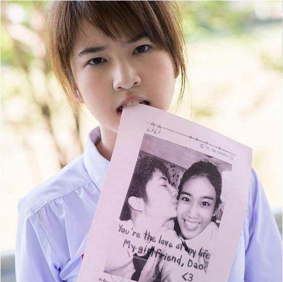 馬尾‧小樓: [泰劇][荷爾蒙 Hormones][DaoKoi] 青春高校妹子百合記-愛上閨密