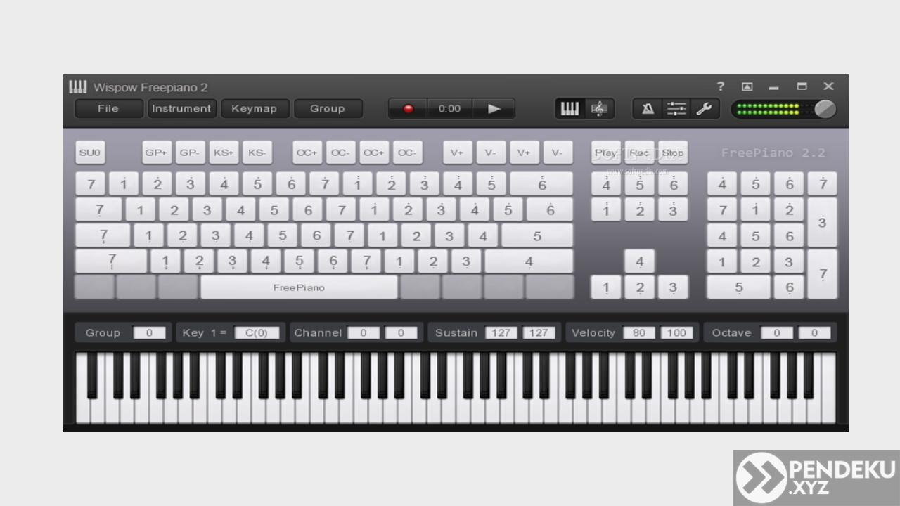 Wispow Free Piano 2