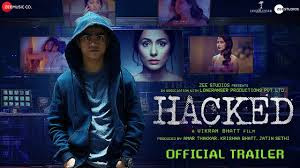 Hacked movie review,cast