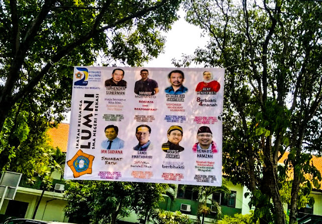 Ikatan Keluarga Alumni SMAN 1 Bekasi Siap Gelar Kongres Ke-2