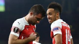 Arsenal vs BATE Borisov 3-0 HIGHLIGHTS
