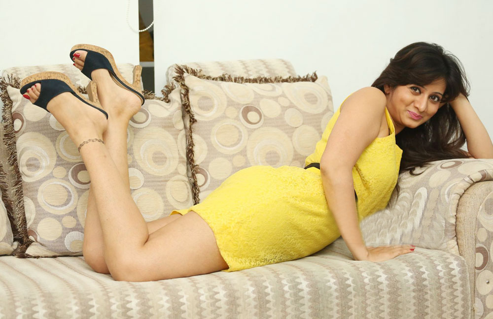 South Indian Actress Harshika Poonacha Sexy Gallery
