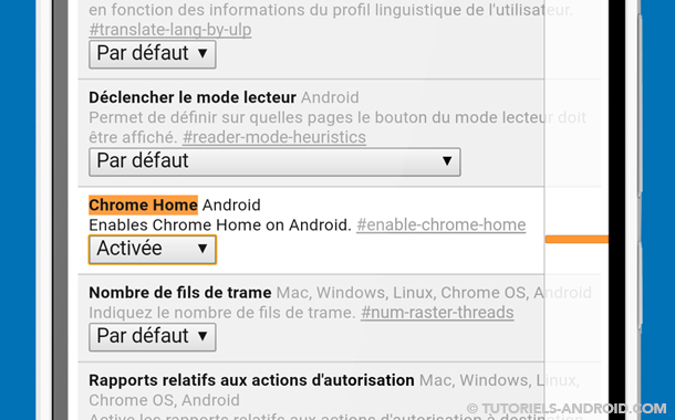 Chrome Home - Google Chrome