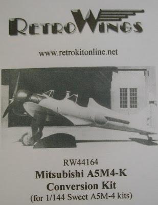 Mitsubishi A5M4-K Conversion Kit picture 1