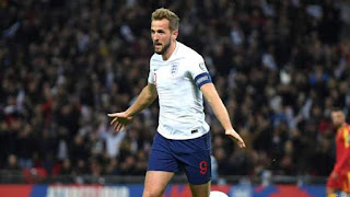 Highlight: Smooth England Pump 7 Past Montenegro