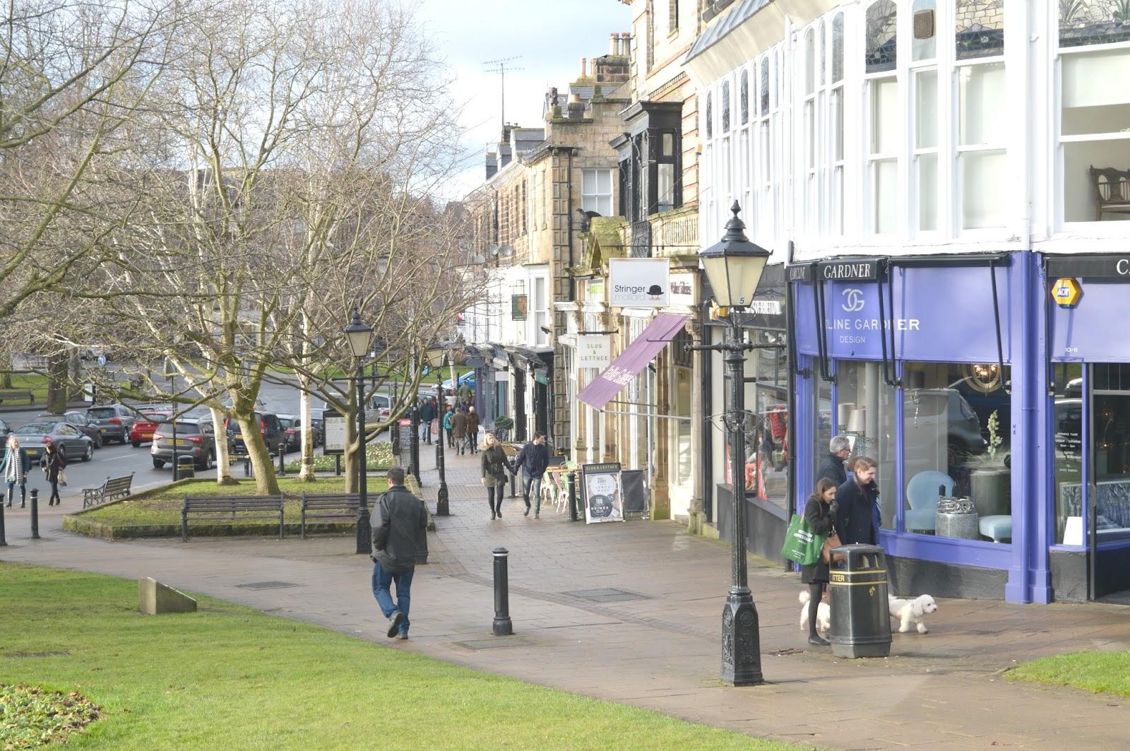 A Weekend in Harrogate
