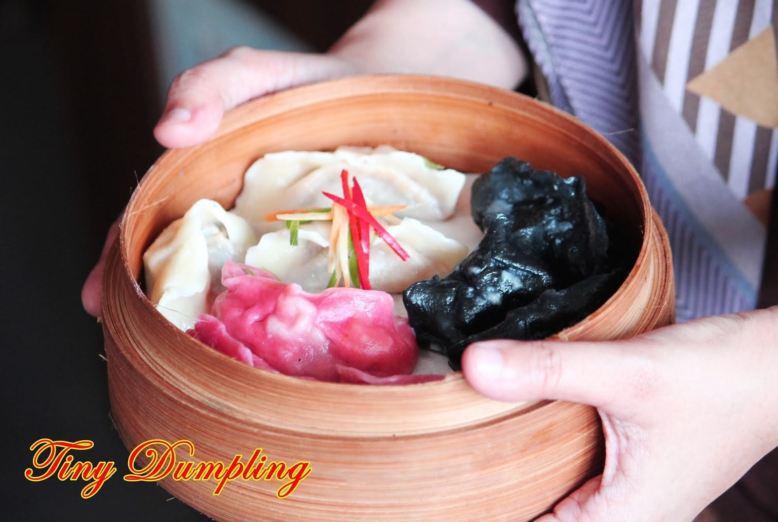 Menu Tiny Dumpling Bandung