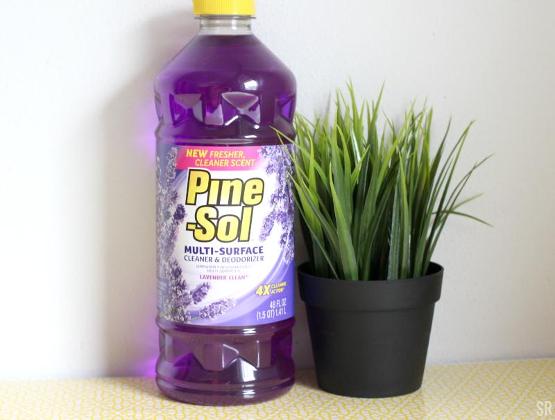 Lavender Pine Sol