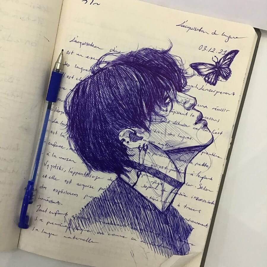 05-Ballpoint-Pen-Portraits-Pınar-Nur-Guven-www-designstack-co