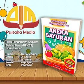 Seri Buku Mewarnai BPKBS : Aneka Sayuran