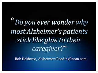 Did you ever wonder why most Alzheimer's patients | Alzheimer's Reading Room