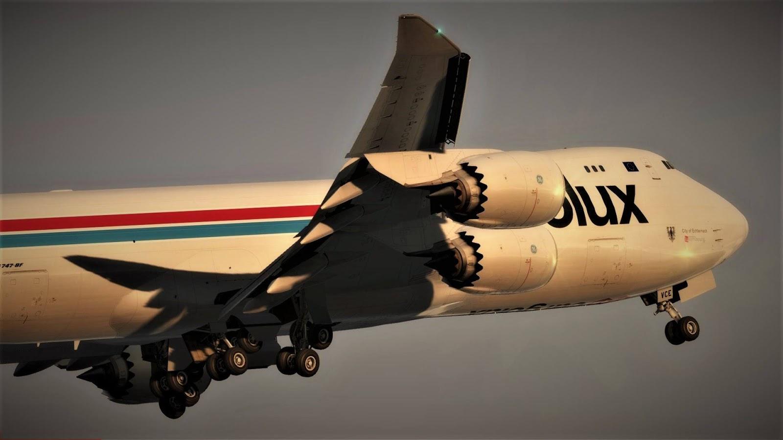 P3Dv4] - PMDG 747-400 747-8 QOTSII FINAL GAUGES