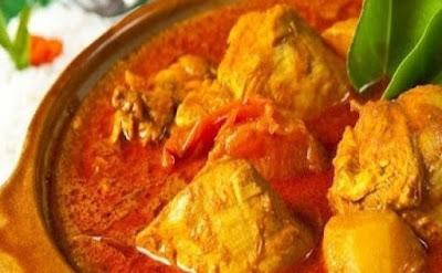 Resep Opor Ayam Pedas