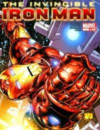 Read Invincible Iron Man (2008) comic online