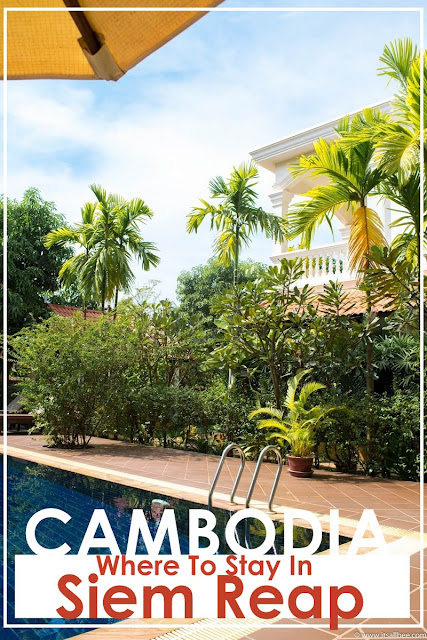 Cambodia Hotels | Where To Stay In Siem Reap near pub street #hotels #combodia #traveltip