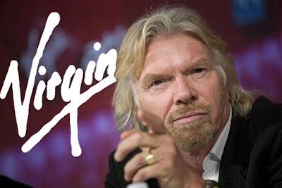 Biografi richard branson ~ Pemilik Virgin Airlines Kesuksesan Bisnisnya menginspirasi banyak orang