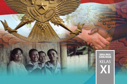 Contoh RPP PPKn Kelas XI Kurikulum 2013 Revisi 2018
