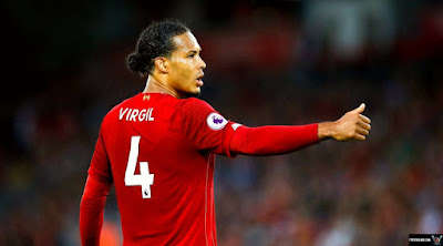 van dijk best player europe