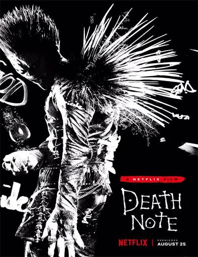 Ver Death Note (2017) Online