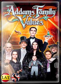 Los Locos Addams 2 (1993) FULL HD 1080P LATINO/ESPAÑOL/INGLES