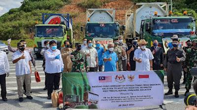 Malaysia Berikan Dukungan Oksigen untuk Kalimantan Barat