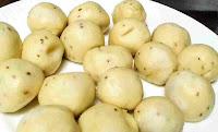 Round shape dough balls for pakwan recipe