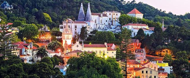 Roteiro de dois dias em Sintra