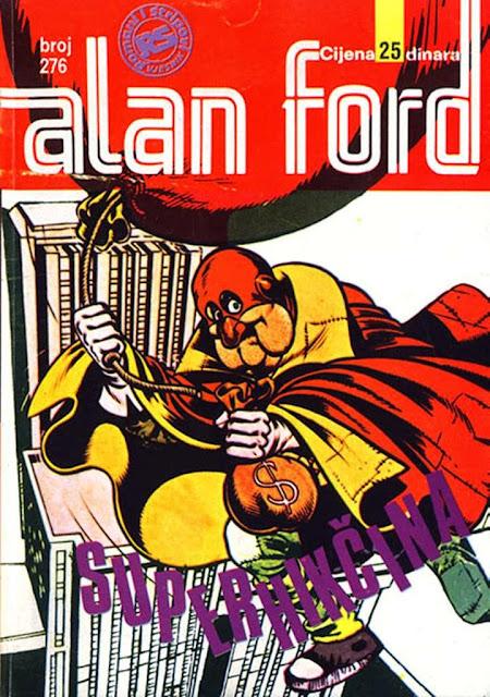 Superhikcina - Alan Ford