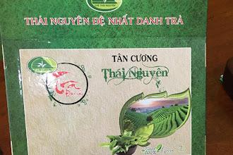 Trà Thái Nguyên ướp sen,trà sạch Tân Cương Thái Nguyên