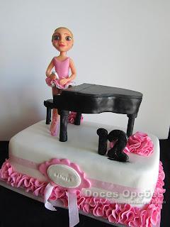bolo piano festas aniversário bragança